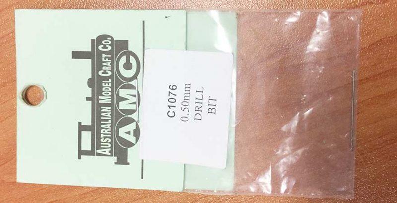 AMC C1076 0.50mm Drill Bit