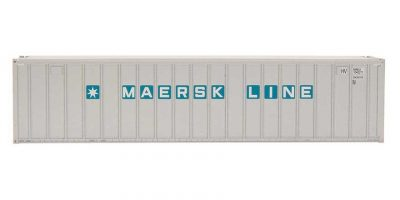 HO A-Line 40' Rib Sided Container - Maersk Early