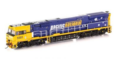 Auscision C44-8 93 Class (Pacific National) #9304