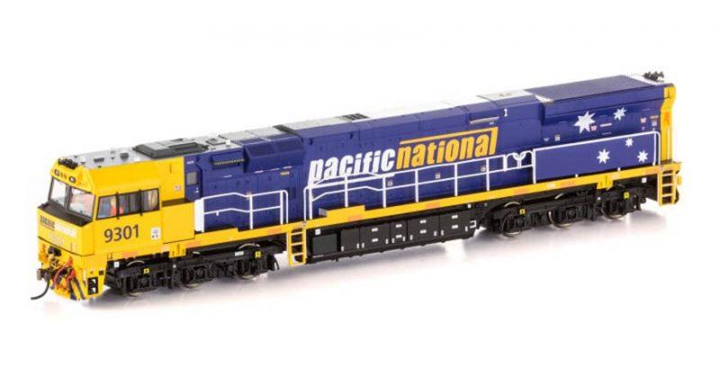 Auscision C44-8 93 Class (Pacific National) #9304
