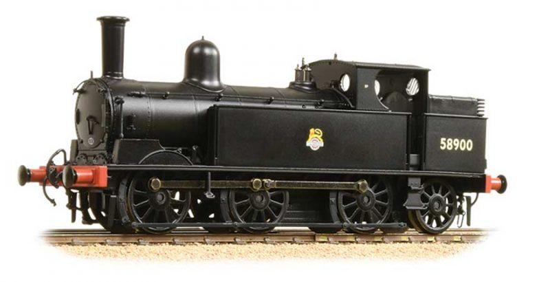 Branchline 35-051, LNWR Webb Coal Tank 7841 LMS Black OO Scale Product Ref 35-051