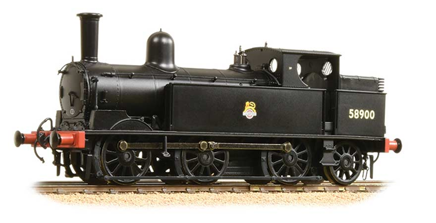 Branchline 35-051, LNWR Webb Coal Tank 7841 LMS Black OO Scale Product Ref 35-051