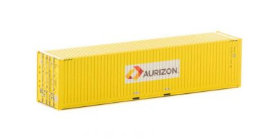 Auscision 40' Container, Aurizon Yellow, HO Scale, CON-128
