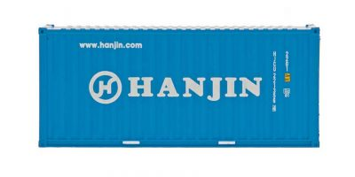 HO A-Line 20′ Container w/Corrugated Doors – Hanjin Shipping