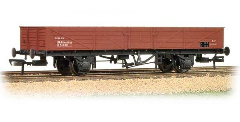 Branchline 38-752, 22 Ton Tube Wagon BR Bauxite (Late)