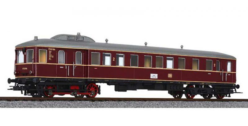 Liliput, L133023, Diesel Railcar VT 62 904 DB Ep.III HO Scale Product Ref L133023