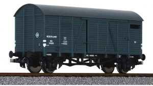 Liliput, L235071, Covered Goods Wagon NS, Ep.III HO Scale Product Ref L235071
