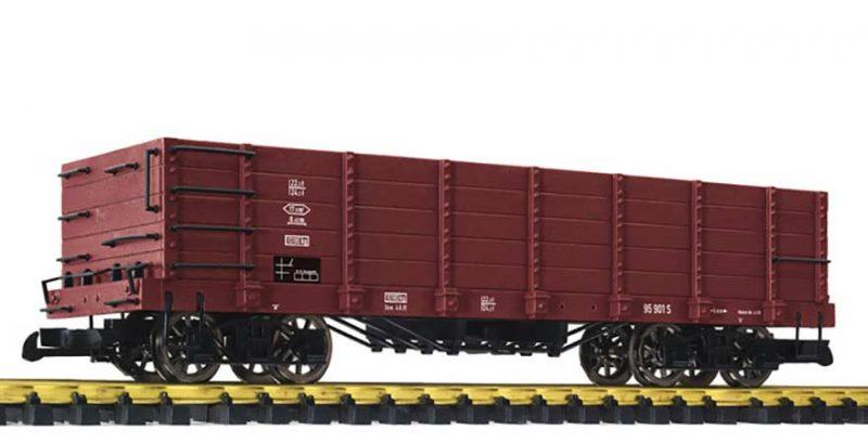 Liliput, L95901, High board Wagon Brown epoch III − V G Scale Product Ref L95901