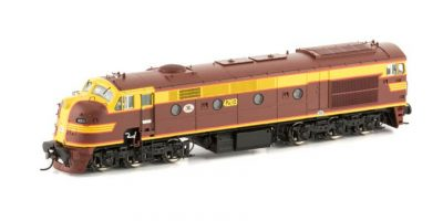 Auscision 421-3 NSWGR 421 Class Indian Red with Red Lining #42103