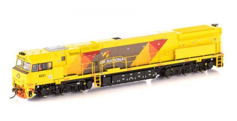 Auscision C44-15 6020 Class (QR National) #6021