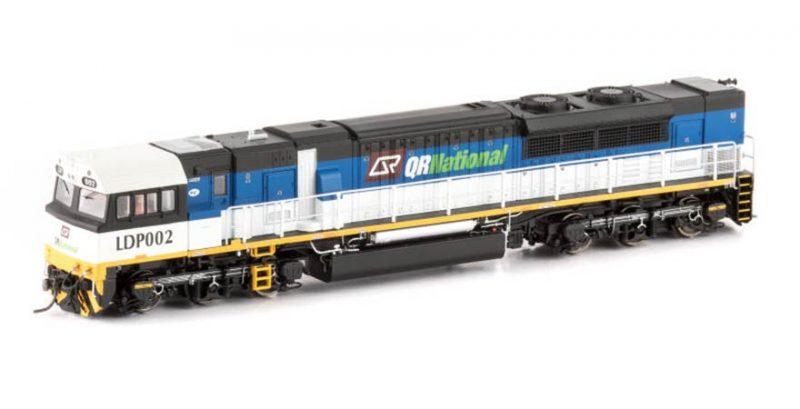 Auscision GT46-6 LDP Class (EDI/QR National) LDP002 EDI/QR National