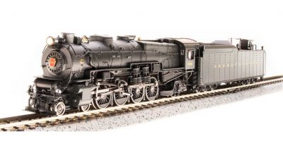 Broadway Limited PPR M1A 4-8-2 Paragon2 Sound/DC/DCC #6743 N Scale