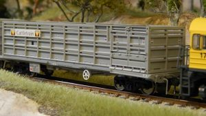 RTR016HO - RTR KOJX CATTLE WAGON (3 PACK) HO - SET 6