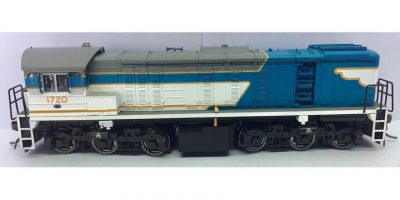 RTR043 - 1720 CLASS LOCOMOTIVE ORIGINAL AS BUILT LIVERY #1720