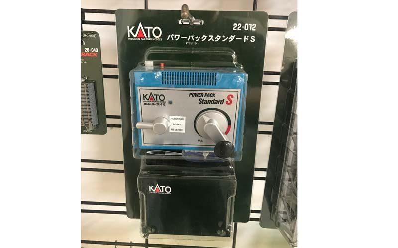 kato controller