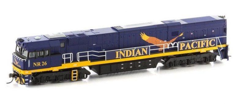 Austrains Neo NR Class NR26 Indian Pacific Mk1