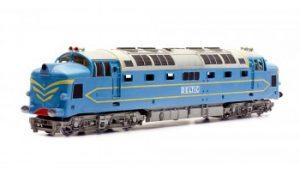 C09 Deltic Diesel Loco