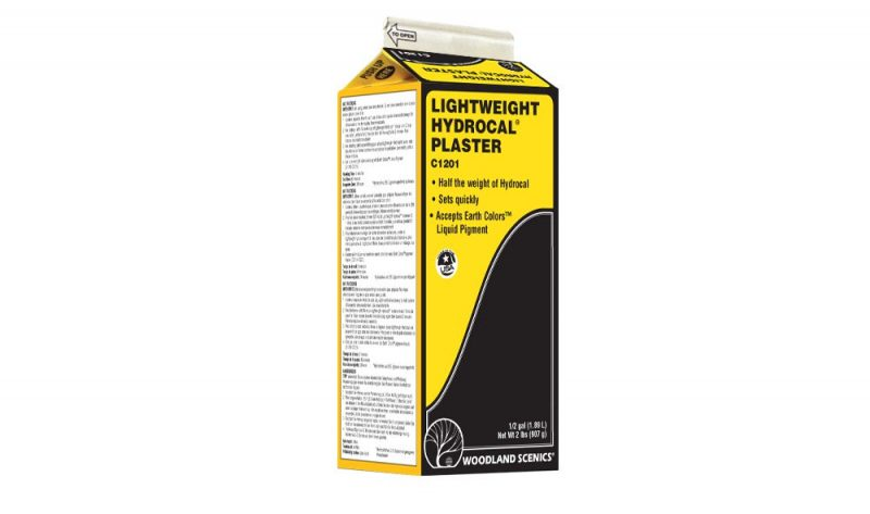 C1201 lightweight Hyrdocal plaster