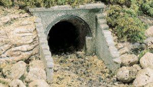 C1263 Masonry Arch Culvert