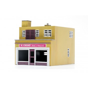 C31 Shop & Flat