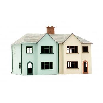 C57 Pair of semi detached houses