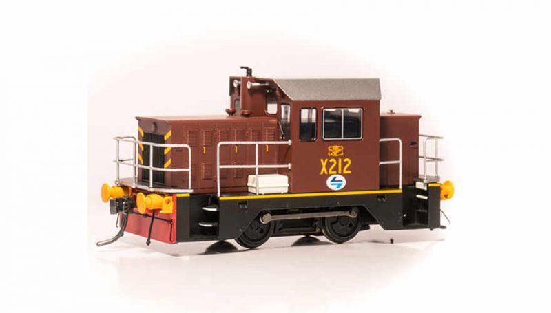 IDR MODEL X212