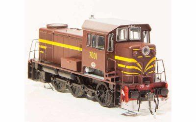 IDR model 7001