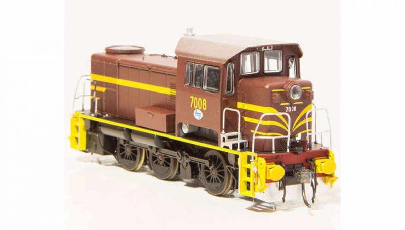 IDR model 7008