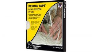 ST1455 paving tape woodland scenics