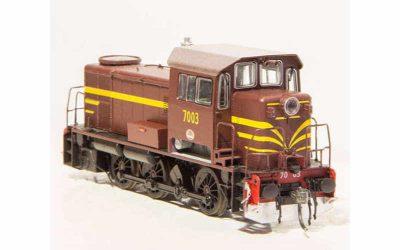 idr model 7003