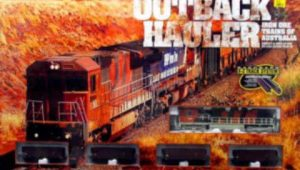 outback hauler BHP Billiton New