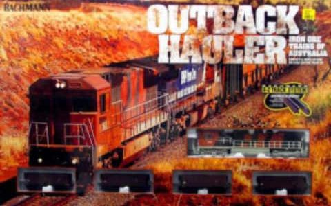 outback hauler BHP Billiton New