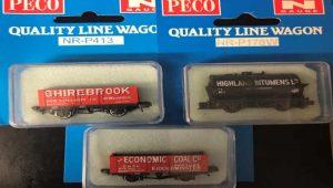 quality wagon british peco