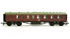 C104A 57FT Stanier Brake BR Maroon 5644 Kit