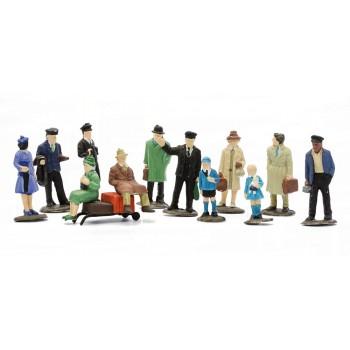 Dapol c008 Platform Figures (set of 36)