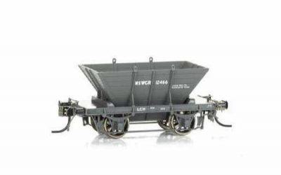 Eureka Models LCH All-Steel Coal Hopper NSWGR Grey Pack 3