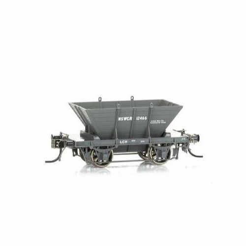 Eureka Models LCH All-Steel Coal Hopper NSWGR Grey Pack 3
