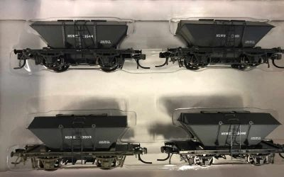 Eureka Models RH Cement hopper