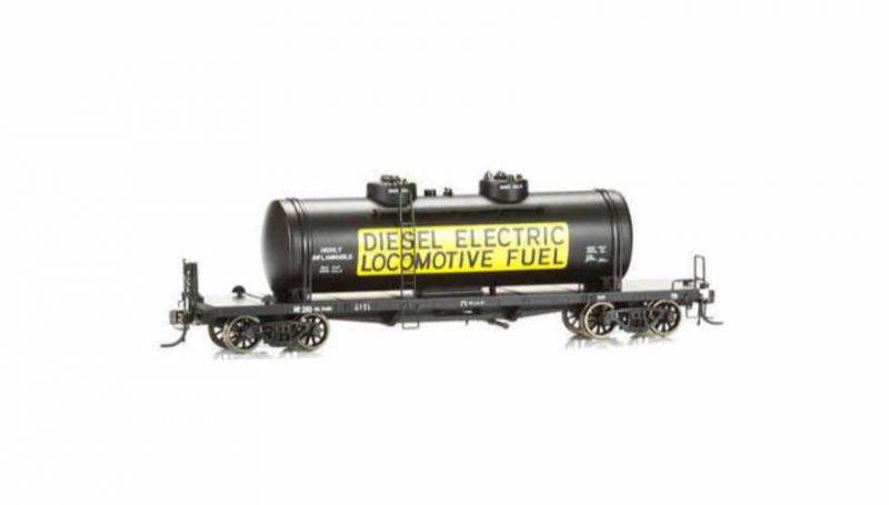 Eureka Models VR Bogie Fuel Oil Tanker 3 Pack Pack No 2 HO Scale