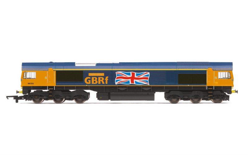 Hornby GWR, 66705 Golden Jubilee