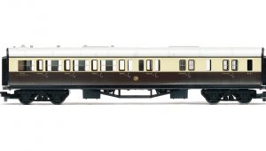 Hornby GWR Break Coach