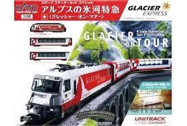 Kato Glacier Express