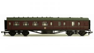 C104D OO 57FT Stanier Brake BR Maroon 5657 Kit