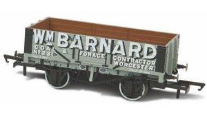 Oxford Rail, 5 Plank Wagon WM
