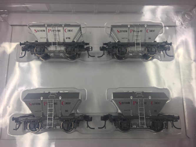 RH Cement Hopper Packaging
