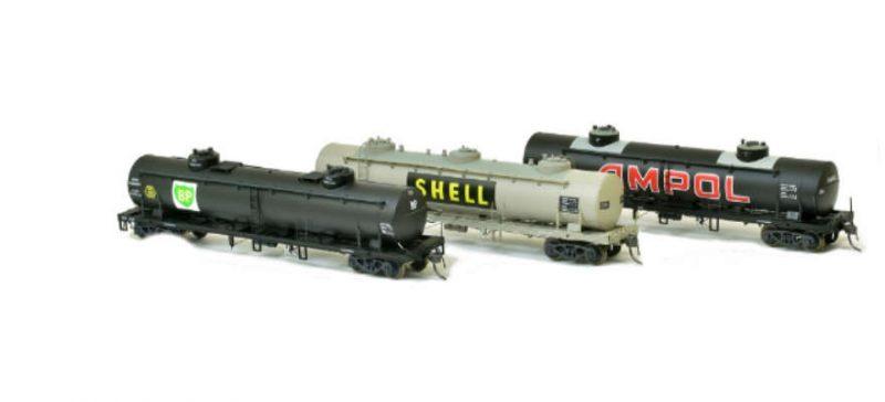 10000 Gallon Rail Tank Car Series