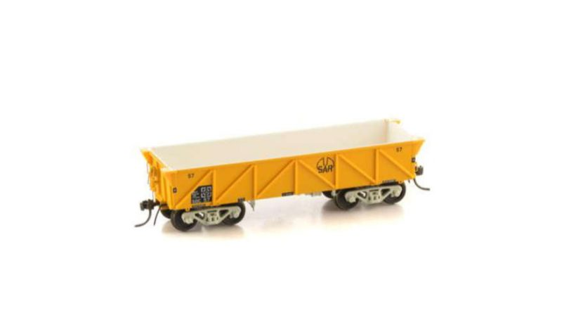 Austrains Neo, SAR, SO SOC, Concentrate Wagon, SO B, 5 Pack, HO Scale