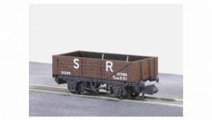 Peco Wagons NR 40S 5 plank SR Brown