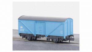 Peco Wagon NR 9B Parcel Van Blue