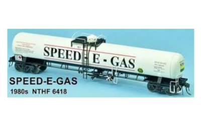 SDS Speed-E-Gas 1960 70 B, 2 pack, HO Scale